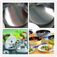 High quality Aluminum Discs / Circle  Alloy  1050 1060 3003 Soft    0.3mm to 3.0mm for cookware