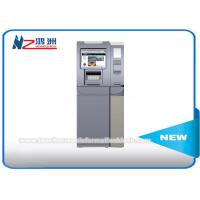 Windows Xp Deposit ATM Kiosk Self Service Payment , Portable Private Mobile Atm Machines Manufactures