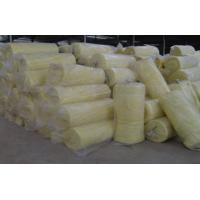 Quality High Performance Ceiling  Fiber Glass Wool Insulation Eco Friendly for sale