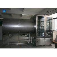 Stainless Steel Water Spray Chamber , IP Testing Equipment For Waterproof Property Manufactures