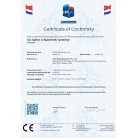 TYSIM PILING EQUIPMENT CO., LTD Certifications