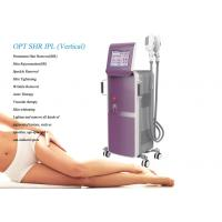 China Medical Grade IPL Permanent Hair Removal Machine TUV CE Certificeted on sale
