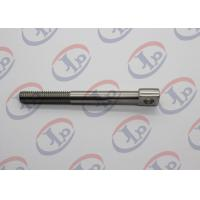 Buy cheap Electrical Equipments Metal Milling Parts 303 Stainless Steel Shaft With M10 Thread from wholesalers