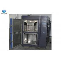 Baskets Type 3 Zones Thermal Shock Test Chamber For Aerospace Industry Manufactures
