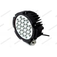 China 63W LED Off Road Driving Lights 7 Inch Yellow / Red / Black Color With Screws on sale