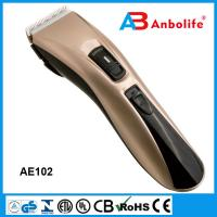 China Waterproof Electric Hair Cutting Machine for Men Kids Hair Beard Trimmer Clipper on sale