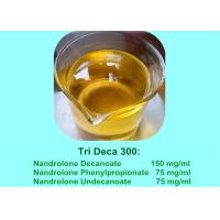 Nandrolone Synthetic Injectable Anabolic Steroids Tri Deca 300 Mg/Ml Yellow Color Oil Manufactures