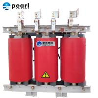 China Energy Saving Air Cooled Transformer Dry Type / Dry Type Power Transformer on sale