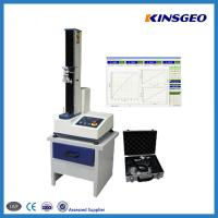 USA Sensor Electrical Control Universal Testing Machines For Rubber , Plastic , Nylon Manufactures