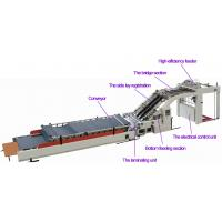 Automatic High speed laminator YC146 for packaging industry,  high-speed laminating machine Manufactures