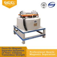 Automatic 30000 Gauss High Intensity Magnetic Separator Machine ISO9001:2008 Manufactures