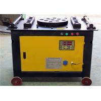 Automatic Mini Rebar Bending Machine Reliable Operation For Rail Tunnel Construction Manufactures