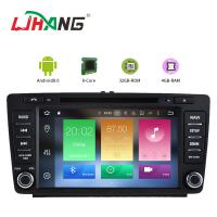 Automotive Volkswagen Touareg Dvd Player Quad Core 8*3Ghz 1280*600 Resolution Manufactures