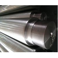 Tensile Strength > 750 Mpa Chrome Piston Rod For Hydraulic Cylinder Manufactures