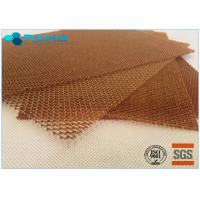 Moisture Proof Aramid Honeycomb Panels With Carbon Fiber Unidirectional Prepreg