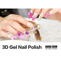 Organic Beautiful Nail Designs Gel Polish UV LED Lamp Carved Painting Modeling Manufactures