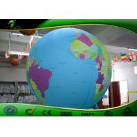 Solar System Earth Inflatable Planet / Commerical Model Inflatable Balloon The Earth Manufactures