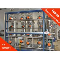 Buy cheap Automatic Cleaning Liquid Water Modular Filter Industrial Water Filtration from wholesalers