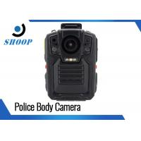 1296P Wireless Law Enforcement Body Camera Battery Life Long High Resolution Manufactures