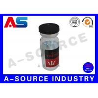 Buy cheap Steroid Pprofessional Label Printing Glass Label Printing Personalized from wholesalers