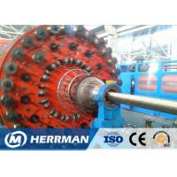 Heavy Duty RTP Pipe Processing Machines , Steel Wire Armouring Machine Plane Type Manufactures