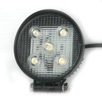 4 Inch High Lumen 15Watt Automotive Led Work Lights 12 Volt for road roller Manufactures