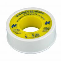 Buy cheap High quality ptfe thread seal tape, non-adhesive tapes for plumbing from wholesalers