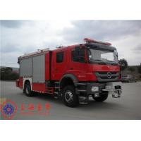 Quality 14 Ton Rescue Fire Truck Imported Axor1829 Chassis Petrol Fuel Salvage Fire Vehicle for sale