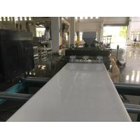 Buy cheap ABS Super Thick Board Extrusion Machine,1000mm- 1500mm Width, 20-300mm Thickness Plate , CE Certificated from wholesalers
