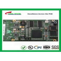 Circuit Board Assembly Services BGA IC Lead Free Soldering Wave / Reflow Manufactures