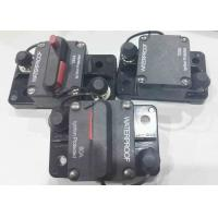 Meet SAE J1117 SAE J1625 Marine Circuit Breaker Switchable Waterproof Manufactures