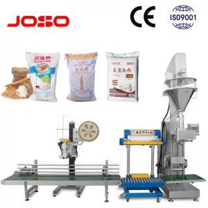 Coffee powder filling sealin machine 25kg powder packing machine system ,powder filling machine semi automatic Manufactures