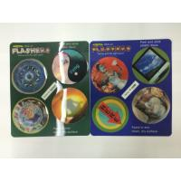 Disney Audit 3D Printing 3D Lenticular Stickers With PP PET Custom Design 0.45MM thick Manufactures