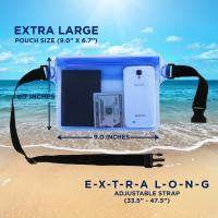 Quality Light Weight Waterproof Packs And Bags For Beach Swiming Underwater 5M for sale