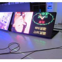 High Definition P6 Front Service LED Display Wall Mounting With Meanwell Power Supply Manufactures