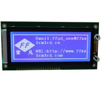 Dot Matrix Type STN Graphic LCD Display Module , 130*65mm Transflective LCD Module Manufactures