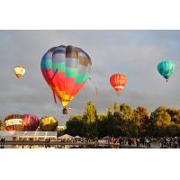 Advertising Customized Inflatable Hot Air Balloon Flights For Party Manufactures