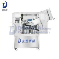 Automatic Tube Filling and Sealing Machine Tube Filling and Sealing Machine Manufactures