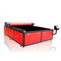 300W Fabric Laser Cutting Machine , Multi Layer Automated Fabric Cutting Machine Manufactures