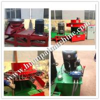 Buy cheap Huanpai feed pellet making machine straw biomass briquette machine from China from wholesalers