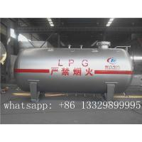 CLW Brand high quality and best price LPG gas storage tank for sale, factory direct sale 5m3 mini surface lpg gas tank Manufactures