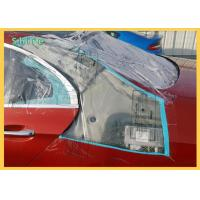 Car Collision Cover Self Adhesive Protection Film Auto Collision Wrap Film Manufactures