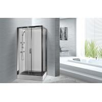 1100 X 800 Rectangle Shower Enclosure Normal Temperature Storage KPN4569 Manufactures