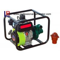 6HP Diesel Engine Recoil Start Centrifugal Water Pump for Agricultural Irrigation Manufactures