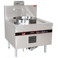 Stainless Steel Commercial Kitchen Equipments , 52KW Natural Gas Cooking Steamer Manufactures