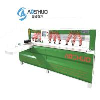 Automated CNC Horizontal Side Drilling Machine Fast Speed Cnc Wood Side Hole Drilling Manufactures