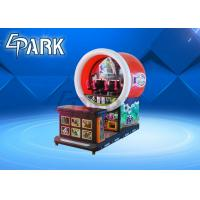 High Resolution Shooting Arcade Machines Low Power Consumption 180KG Manufactures