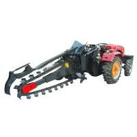 China Coal High Efficiency trench digger chain ditching machine Manufactures