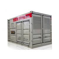 Full Air Cooling NGV Gas Station CNG Refueling System With Motor Direct Driving Manufactures