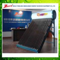 widely used solar water heater Manufactures